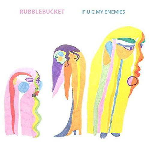 Alliance Rubblebucket Orchestra - If U C My Enemies