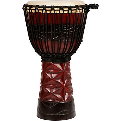 X8 Drums Ruby Professional Djembe