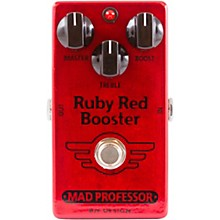 Open Box Mad Professor Ruby Red Booster Effects Pedal