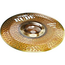 Paiste Rude Shred Bell Cymbal