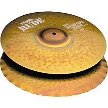 Paiste Rude Sound Edge Hi-Hat Cymbals