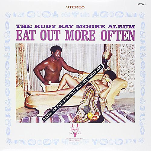 Alliance Rudy Ray Moore - Eat Out More Often