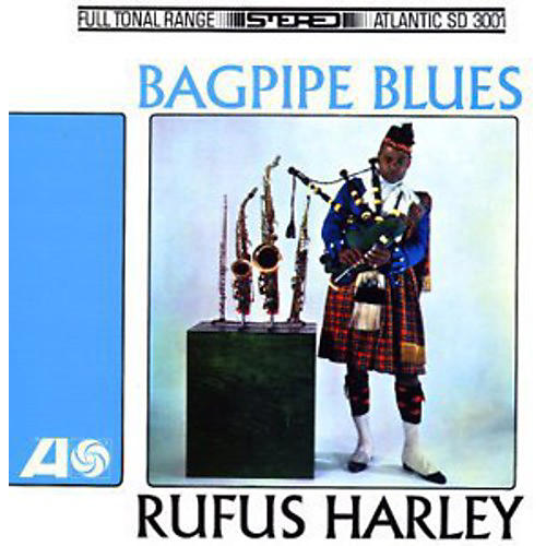 Alliance Rufus Harley - Bagpipe Blues