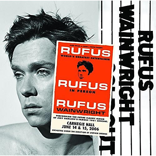 Alliance Rufus Wainwright - Rufus Does Judy At Carnegie Hall