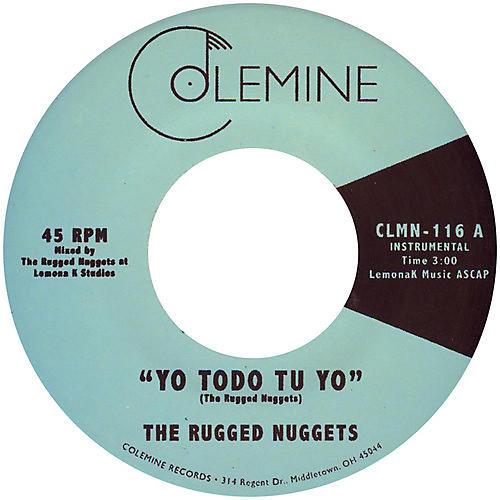 Alliance Rugged Nuggets - Yo Todo Tu Yo / Tsunami