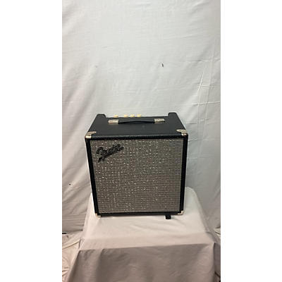 Fender Rumble 25 25W 1x10 Bass Combo Amp