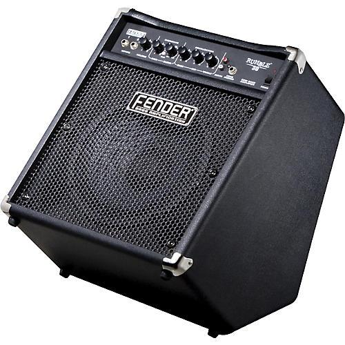 fender rumble 30 30w 1x10 bass combo amp musician 39 s friend. Black Bedroom Furniture Sets. Home Design Ideas