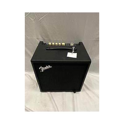 Fender Rumble Lt25 Bass Combo Amp