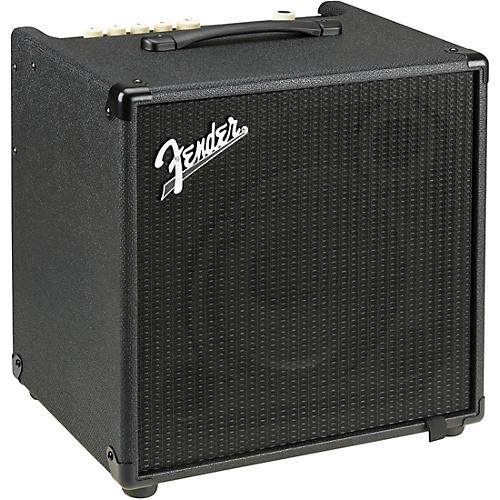 Fender Rumble Studio 40 40W 1x10 Bass Combo Amplifier Black