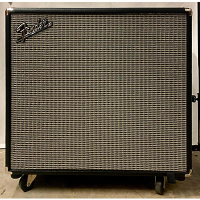 Fender Rumble V3 1x15 Bass Cabinet