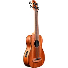 Kala Rumbler Fretless Acoustic-Electric U-BASS