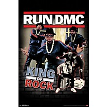 Trends International Run DMC - King of Rock