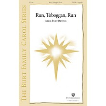 H.T. FitzSimons Company Run, Toboggan, Run SATB a cappella composed by Abbie Burt Betinis