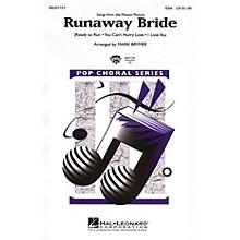 Hal Leonard Runaway Bride (Medley) SSA arranged by Roger Emerson