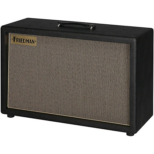 Friedman Runt 2x12 EXT 120W 2x12 Ported Closed Back Guitar Cabinet with Celestion Vintage 30s