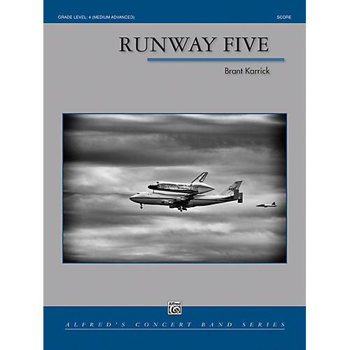 Alfred Runway Five Concert Band Grade 4 Set