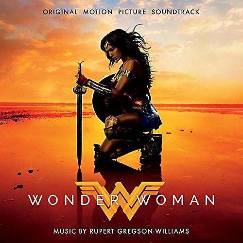 Alliance Rupert Gregson-Williams - Wonder Woman (Original Motion Picture Soundtrack)