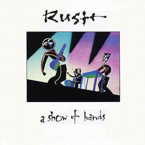 Alliance Rush - A Show Of Hands