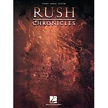 Hal Leonard Rush - Chronicles Piano/Vocal/Guitar Songbook