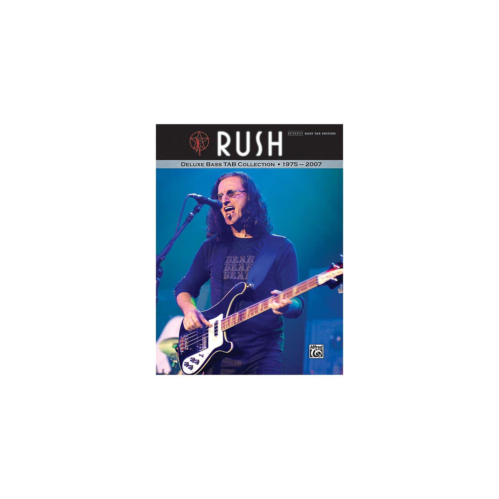 Alfred Rush - Deluxe Bass Tab Collection 1975-2007