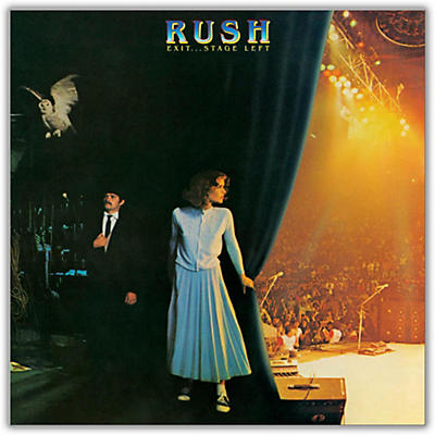 Rush - Exit Stage Left Vinyl LP