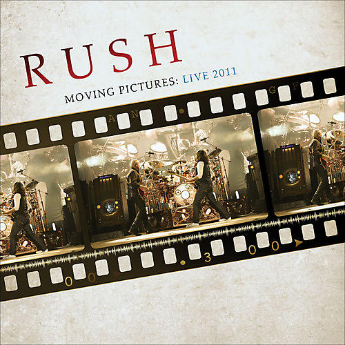 Alliance Rush - Moving Pictures: Live 2011