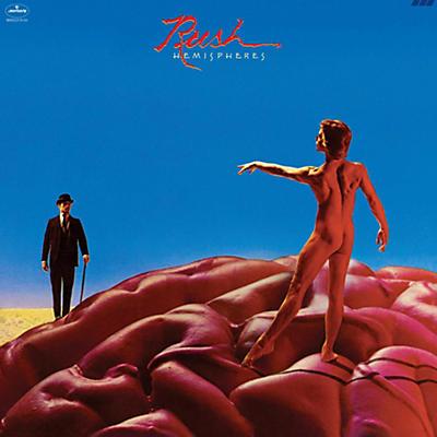 Rush, Hemispheres (LP+DC)