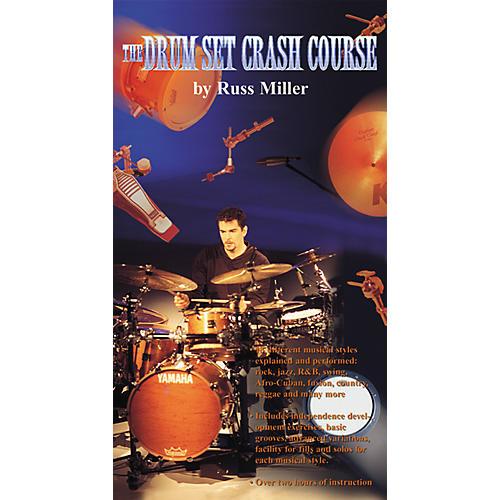 Alfred Russ Miller Drum Set Crash Course (Video)