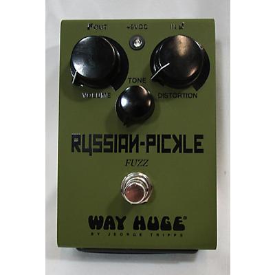 Dunlop Russian Pickle Effect Pedal