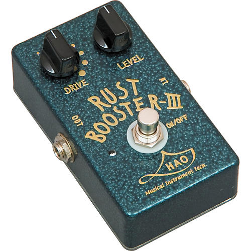 HAO Rust Booster III Shred Booster Pedal