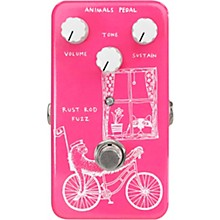 Animals Pedal Rust Rod Fuzz Effects Pedal