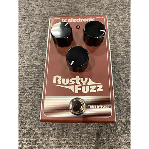 Rusty Fuzz Effect Pedal