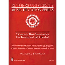 Hal Leonard RutgersUniversity Music Dictation/EarTraining
