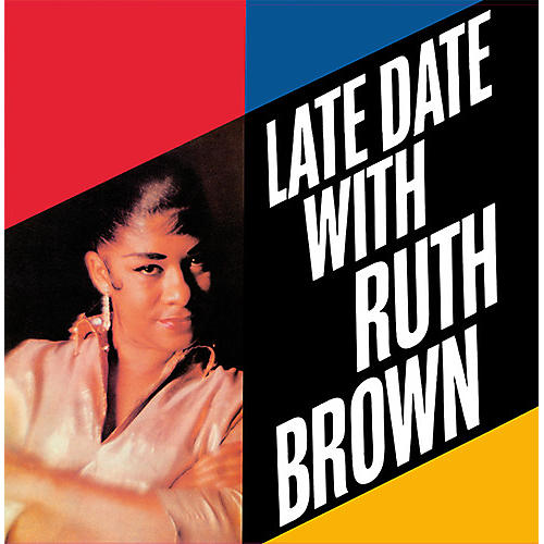 Alliance Ruth Brown - Late Date With Ruth Brown