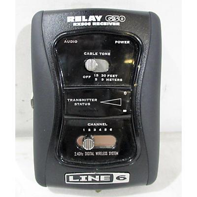 Line 6 Rxs06 Reciever Instrument Wireless System