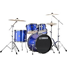 Rydeen 5-Piece Shell Pack with 20 in. Bass Drum Fine Blue
