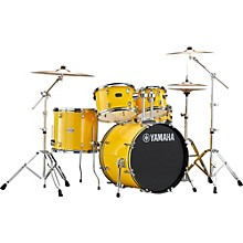 Rydeen 5-Piece Shell Pack with 20 in. Bass Drum Mellow Yellow