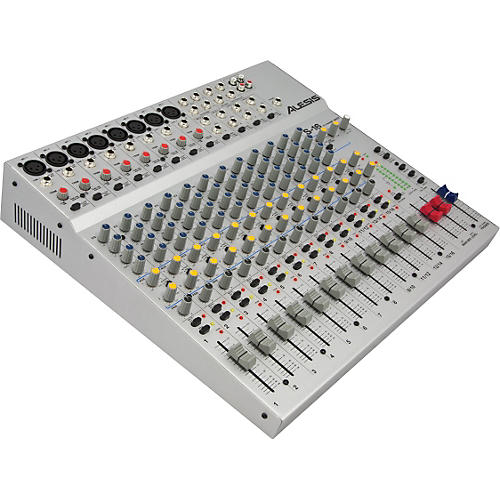 Alesis S-16 16 Channel Compact Mixer