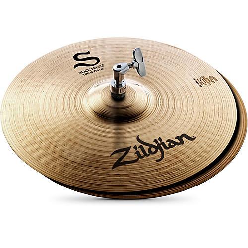 Zildjian S Family Rock Hi-Hats 14 in.