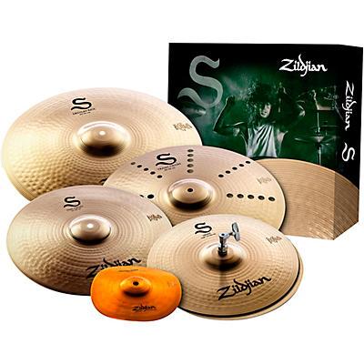 Zildjian S Series FX Cymbal Pack