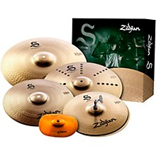 Zildjian S Series FX Cymbal Set