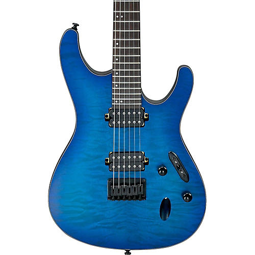 Ibanez S Series S621QM Electric Guitar