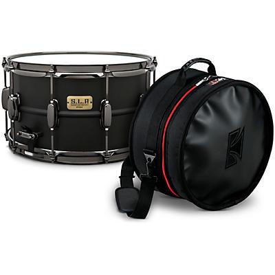 TAMA S.L.P. Big Black Steel Snare Drum with Tama Bag