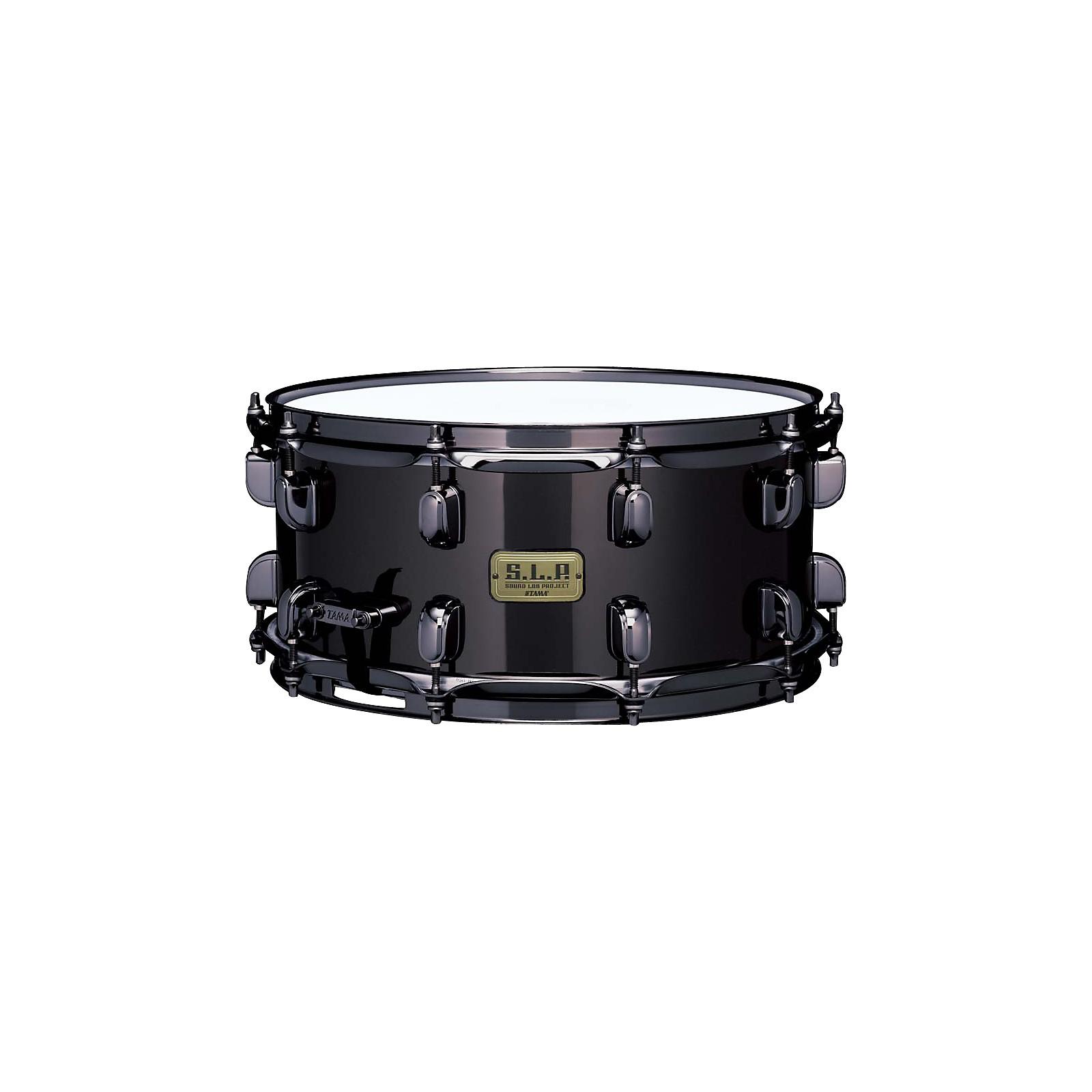 TAMA S.L.P. Black Brass Snare Drum