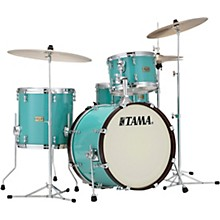 S.L.P. Fat Spruce 3-Piece Shell Pack Turquoise