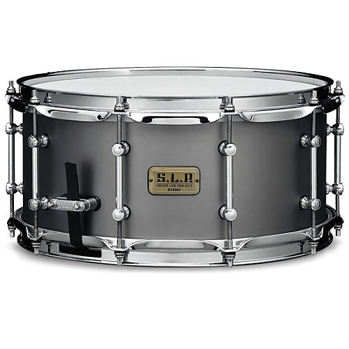 TAMA S.L.P. Sonic Stainless Steel Snare Drum 14 x 6.5 in.