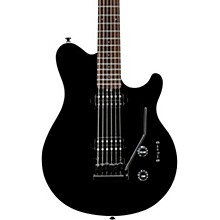 S.U.B. Axis Electric Guitar Black