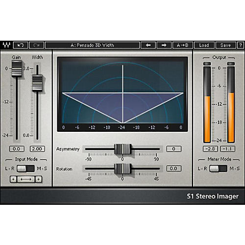 Waves S1 Stereo Imager Native/TDM/SG Software Download