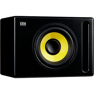"KRK S10.4 10"" Powered Studio Subwoofer"