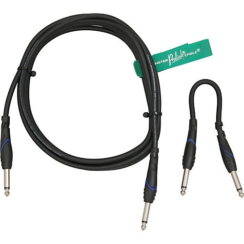 Monster S100-I Musician's Cable Bundle